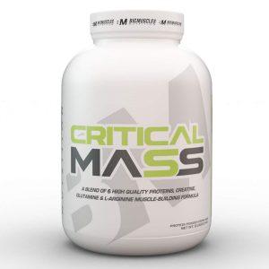 Bigmuscles Nutrition Critical Mass (Malt Chocolate, 6lb)