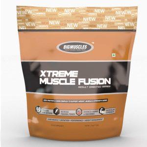 Bigmuscles Nutrition Xtreme Muscle Fusion (Malt Chocolate, 11lb)