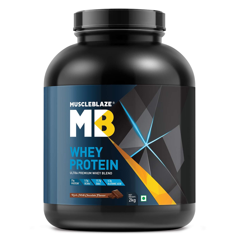 nutriara MuscleBlaze Whey ProteinMuscleBlaze 100% Whey Protein
