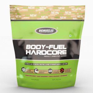 Bigmuscles Nutrition Body Fuel Hardcore (Chocolate, 11lb)