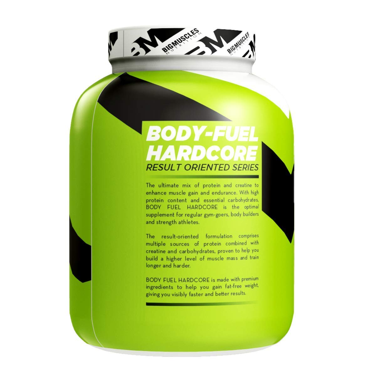 Bigmuscles Nutrition Body Fuel Hardcore (6lb)