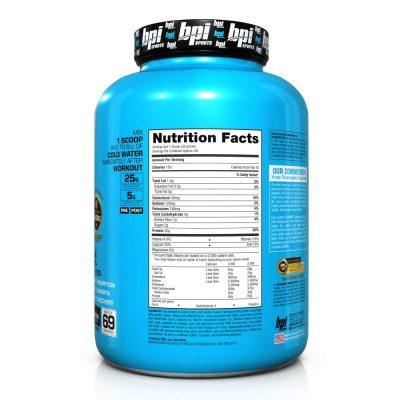 NUTRIARA BPI Sports ISO HD