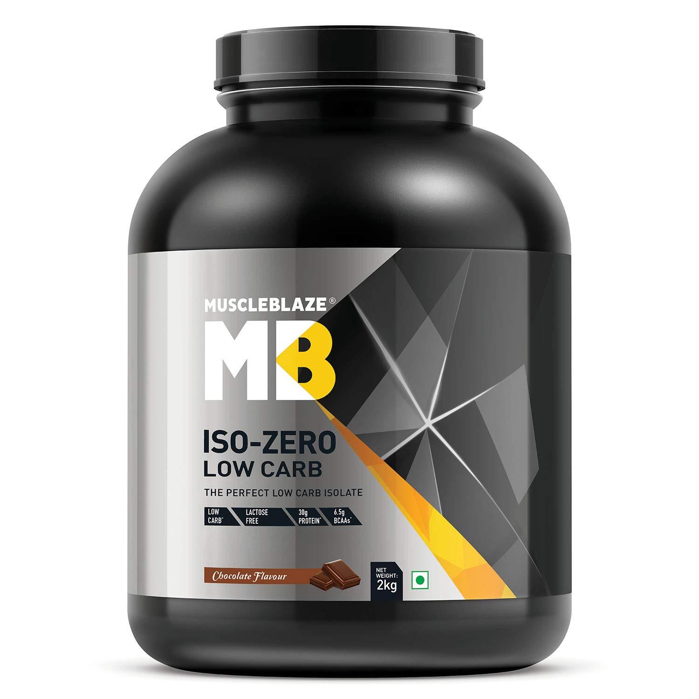 nutriara Muscleblaze Iso zero