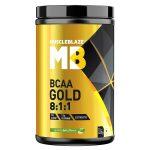 MuscleBlaze BCAA Gold 8:1:1 Amino Acid (30 Servings)