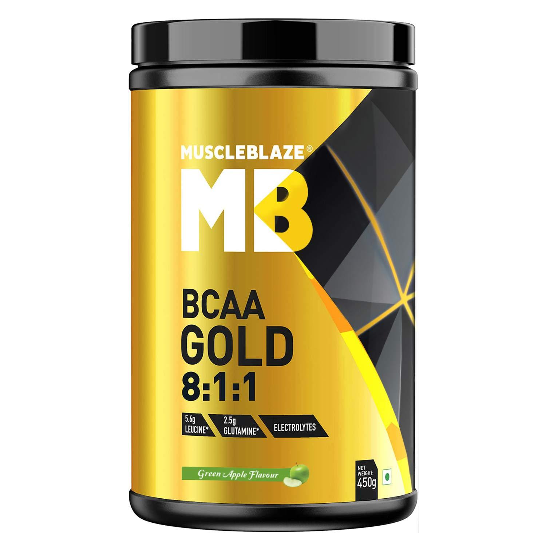 nutriara MuscleBlaze BCAA Gold