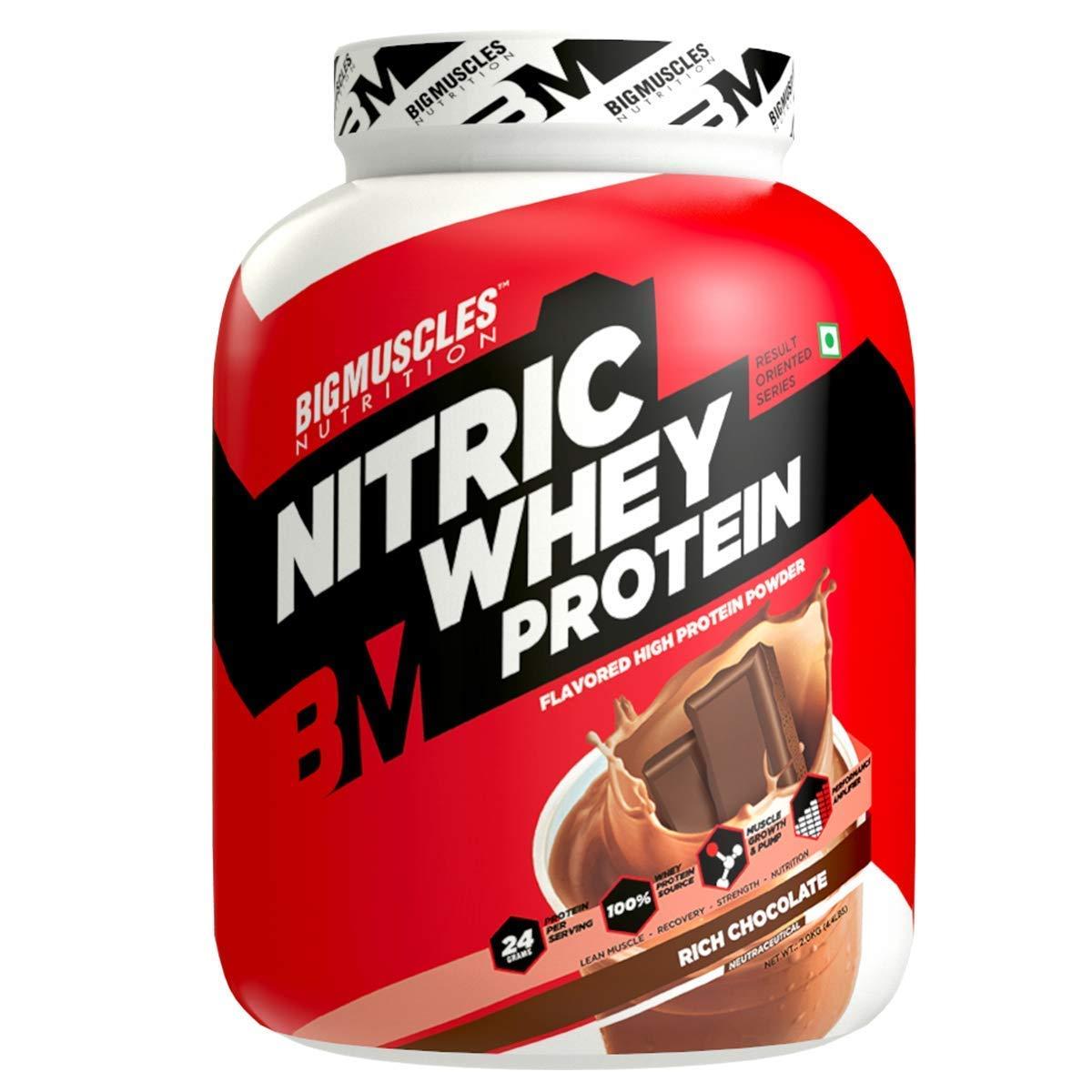NUTRIARA BM Nitric Whey