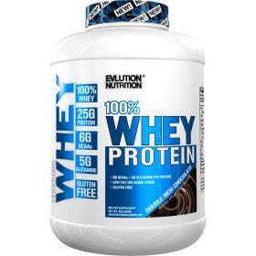 NUTRIARA Evlution Nutrition ( EVL ) 100% Whey Protein