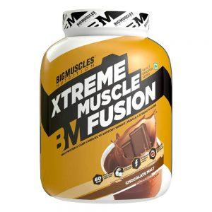 Bigmuscles Nutrition Xtreme Muscle Fusion (Malt Chocolate, 6lb)
