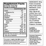 Evlution Nutrition ( EVL ) 100% Whey Protein (4 lb)