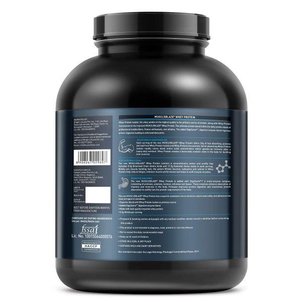 nutriara MuscleBlaze Whey Protein