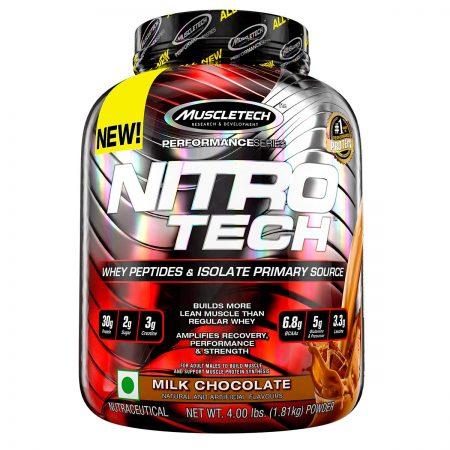nutriara muscletech nitrotech