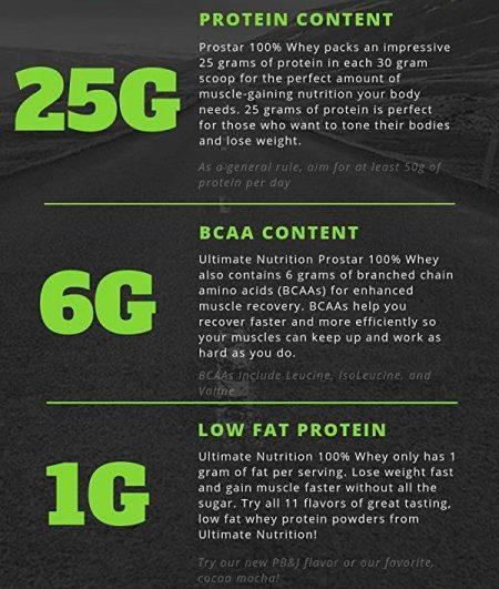 Nutriara Ultimate Nutrition Prostar