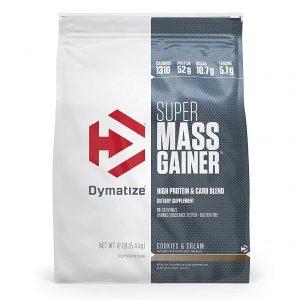 Dymatize Nutrition Super Mass Gainer (12lb/5.44Kg)