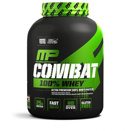 MusclePharm Combat 100% Whey 5 lbs