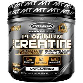 nutriara MuscleTech Platinum 100% Creatine