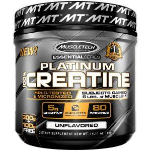 MuscleTech Platinum 100% Creatine (80 Servings)