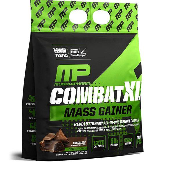 NUTRIARA MusclePharm Combat XL Mass Gainer