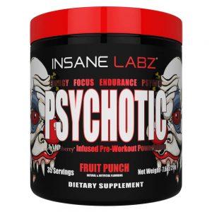 Insane Labz Psychotic Pre-Workout (35 Servings)
