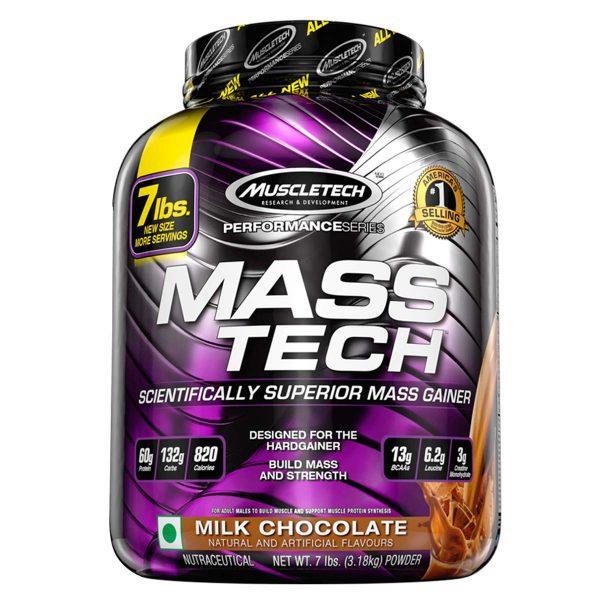 Muscletech Mass Tech 7lbs nutriara