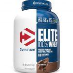 Dymatize Elite 100% Whey Protein (5lbs/2.3kg)