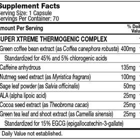 NUTRIARA Muscletech Hydroxycut SX-7