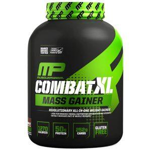 MusclePharm Combat XL Mass Gainer (Chocolate, 6Lb)