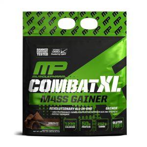 MusclePharm Combat XL Mass Gainer (Chocolate, 12Lb)