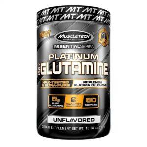 MuscleTech Platinum Glutamine (300Gm)