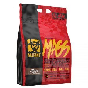 Mutant Mass Gainer (Triple Chocolate, 15lbs)