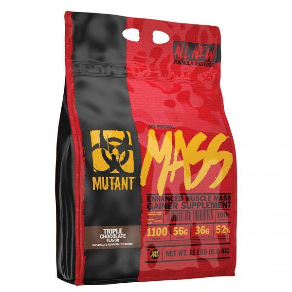 nutriara mutant mass gainer 15lb