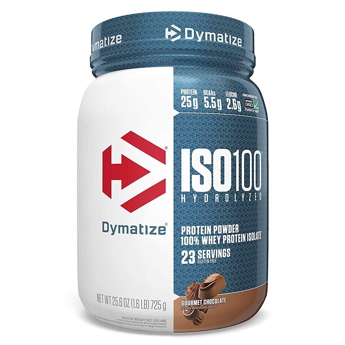 Dymatize Nutrition ISO100 (1.6lbs, 725g)