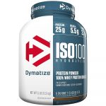 Dymatize ISO 100 (Hydrolysed & Isolate protein, 5lb)