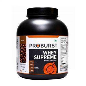 Proburst Whey Supreme (2kg)