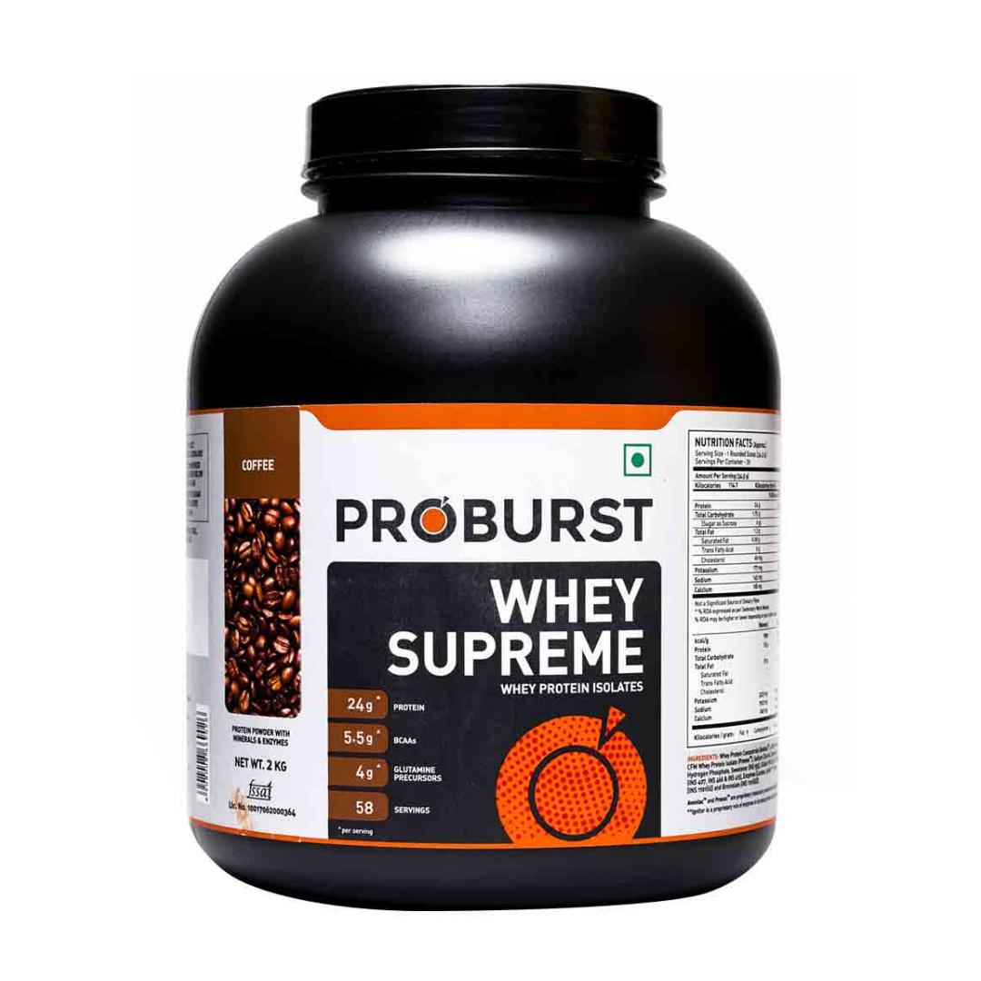 NUTRIARA Proburst Whey Supreme