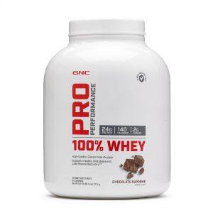 GNC Pro Performance 100% Whey Protein (4.4lb)