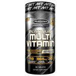 MuscleTech Multi Vitamin (Unflavored, 90 tablet)