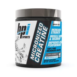 BPI Sports Micronized Creatine (60 Servings)