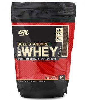 Optimum Nutrition (ON) Gold Standard 100% Whey (1lb)