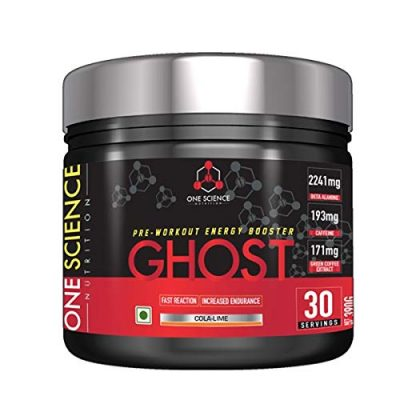 nutriara One Science ghost Pre Workout