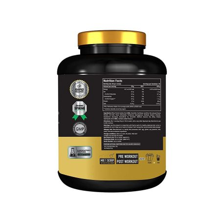 nutriara One Science Whey Protein 5Lbs 2