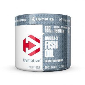 Dymatize Omega 3, Fish Oil (120 Softgel)