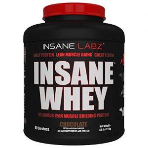 Insane Labz INSANE Whey Protein (Chocolate)