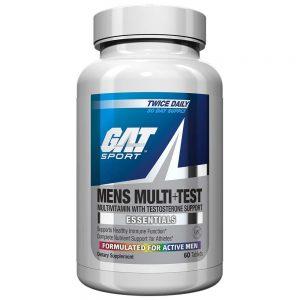 GAT Mens Mult + Test (60 Tablets)