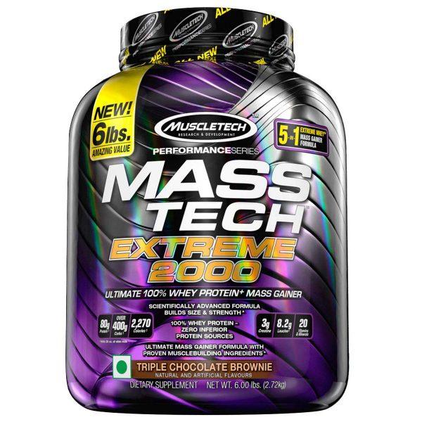 muscletech mass tech extreme 20000 nutriara