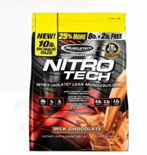 Muscletech Nitrotech Performance Series (10lbs)