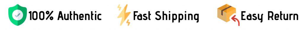 nutriara fast shipping return