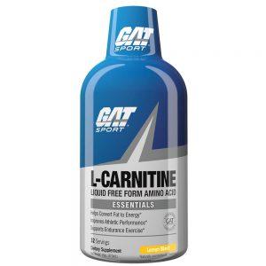 GAT L-Carnitine liquid (16Oz, 32 Servings)