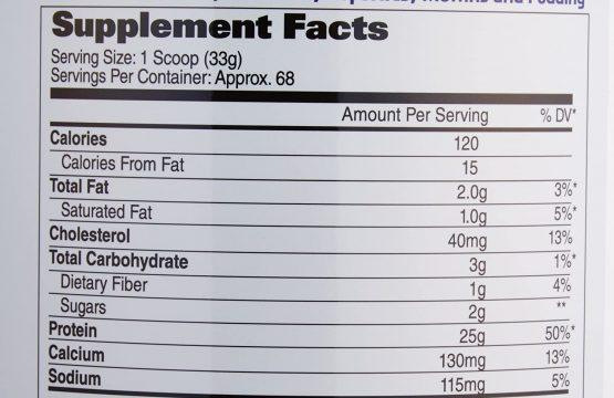 GAT Whey Protein (5lb/2.2kg, Chocolate)