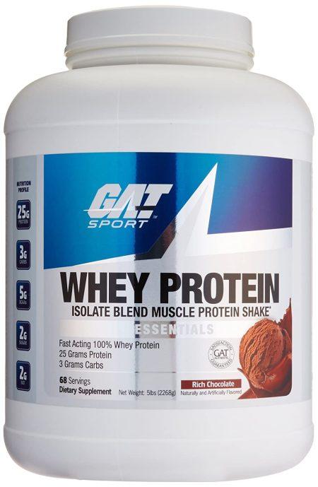 GAT Whey Protein nutriara