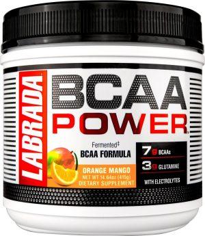 Labrada BCAA Power (30 Servings, Orange Mango)